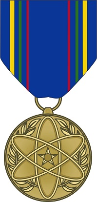 Nuclear Deterrence Operations Service Medal Air Reserve Personnel